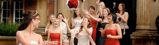 Bridal Bouquet Throwing : Gerilyn gianna event floral design elegance