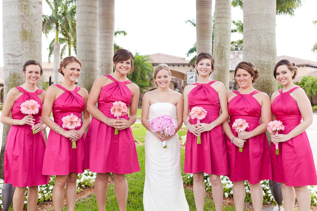 Pink Gerbera Daisy Gerilyn Gianna Event Floral Design